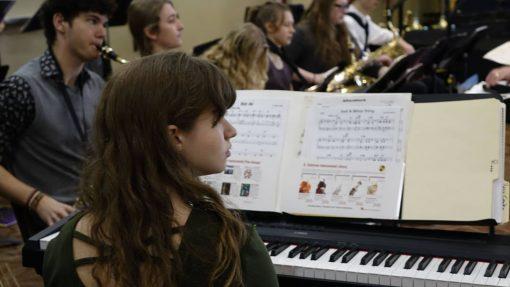 Washburn High School Jazz Band