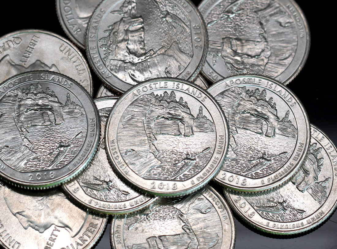 U S  Mint Coin Production in April 2018   Coin News