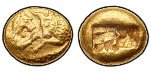 Kroisos gold Stater
