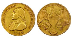 1792 Gold Piece Makes First Public Appearance Since 1890