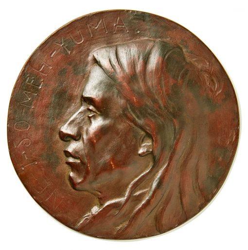 1904 Sawyer Bronze Galvano