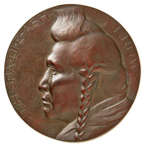 1912 Sawyer Bronze Galvano