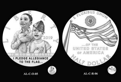 2019 50c American Legion Commemorative Coin Design Recommendations