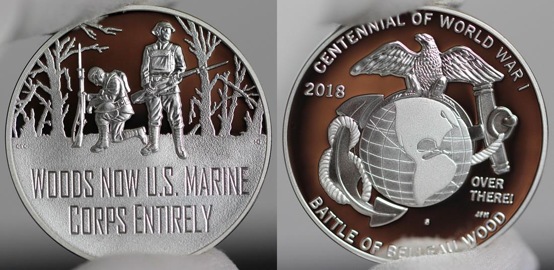 Marines nial