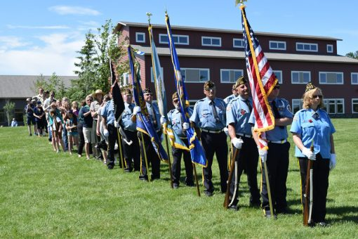 Veterans of Foreign Wars Color Guard 2948
