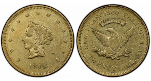 1855 Wass Molitor Small Head $20