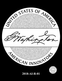 American Innovation $1 Coin Design Candidate 2018-AI-R-01