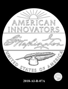 American Innovation $1 Coin Design Candidate 2018-AI-R-07A