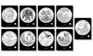 2020-2021 Quarter Designs Reviewed