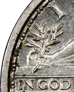 Reverse of the 1916 Standing Liberty Quarter Pattern