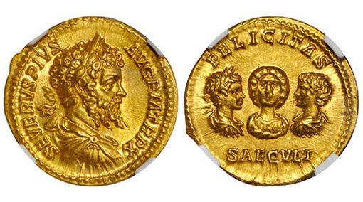 SEPTIMIUS SEVERUS, A.D. 193-211
