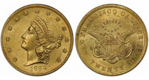 SS Central America Treasure Includes Rare Territorial Gold Coins