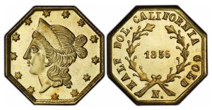 PCGS Adds PL and DMPL Designations for California Fractional Gold Coins