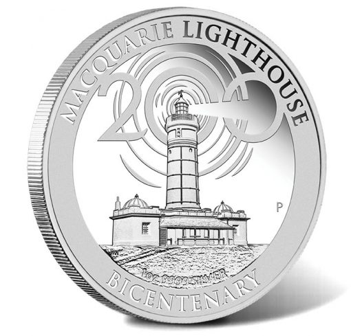 200th Anniversary of the Macquarie Lighthouse 2018 1oz Silver Proof Coin