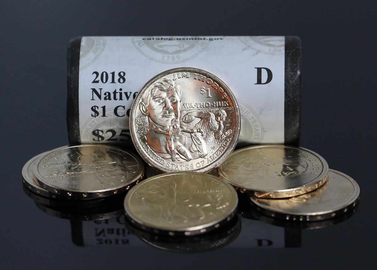 2019 P,D Native American Dollars BU Sacagewea $1 Both Denver and Philly