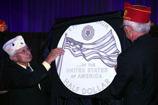 The American Legion 100th Anniversary Commemorative Coin Program design unveiling-2