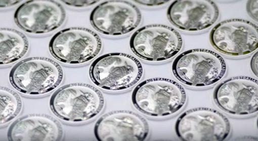 2019 Australian Kookaburra silver bullion coins