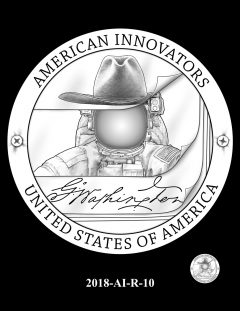 American Innovation $1 Coin Design Candidate 2018-AI-R-10