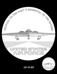2020 Air Force Medal Candidate Design AF-O-05