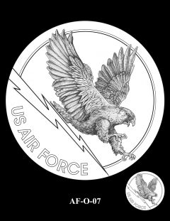2020 Air Force Medal Candidate Design AF-O-07
