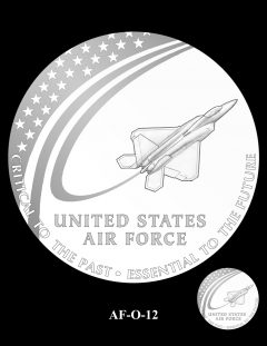 2020 Air Force Medal Candidate Design AF-O-12