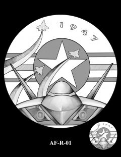 2020 Air Force Medal Candidate Design AF-R-01