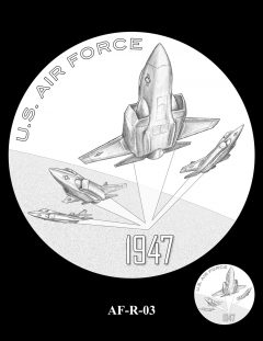 2020 Air Force Medal Candidate Design AF-R-03