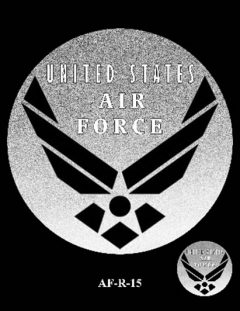2020 Air Force Medal Candidate Design AF-R-15