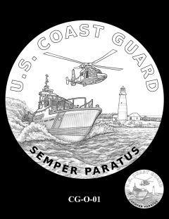 2020 Coast Guard Medal Candidate Design CG-O-01