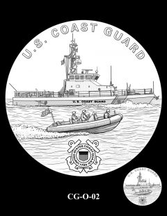 2020 Coast Guard Medal Candidate Design CG-O-02