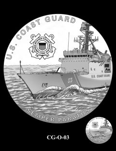 2020 Coast Guard Medal Candidate Design CG-O-03