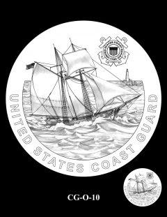 2020 Coast Guard Medal Candidate Design CG-O-10
