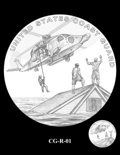 2020 Coast Guard Medal Candidate Design CG-R-01