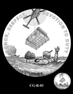 2020 Coast Guard Medal Candidate Design CG-R-03 Revised 9-24-18