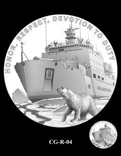 2020 Coast Guard Medal Candidate Design CG-R-04 Revised 9-24-18