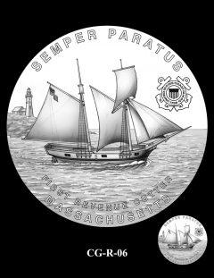 2020 Coast Guard Medal Candidate Design CG-R-06