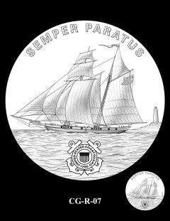 2020 Coast Guard Medal Candidate Design CG-R-07