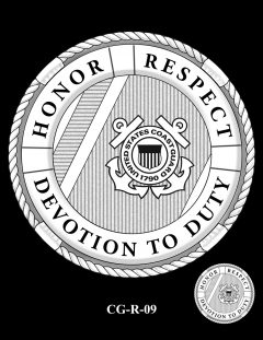 2020 Coast Guard Medal Candidate Design CG-R-09
