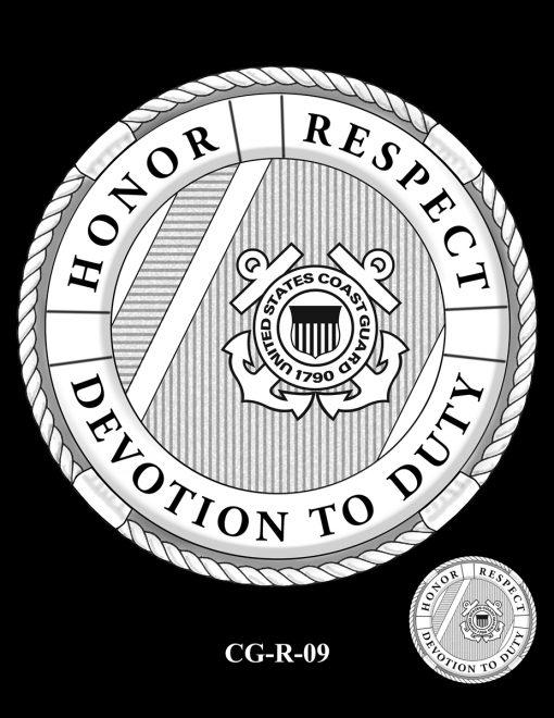 2020 Coast Guard Medal Candidate Design CG-R-09