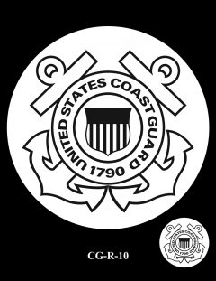 2020 Coast Guard Medal Candidate Design CG-R-10