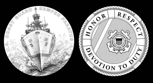 2020 Coast Guard Medal Design Recommendations