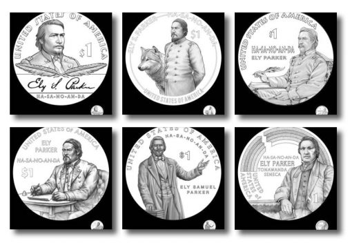 2022 Native American $1 Coin Candidate Designs