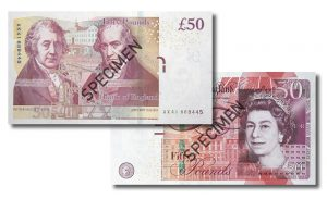 Bank of England Plans £50 Note