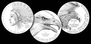 2019 American Liberty HR 1oz Gold Coin and 2.5oz Silver Medal Candidate Designs