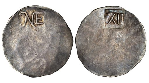 1652 NE shilling
