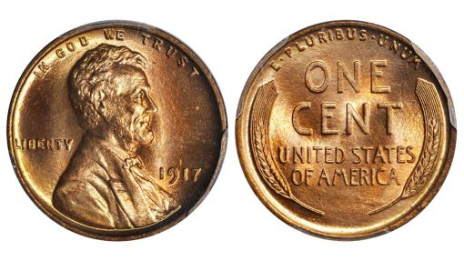 1917 Lincoln Cent. FS-101
