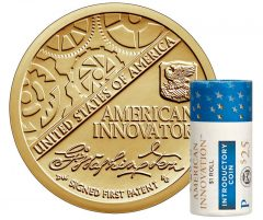 2018 American Innovation $1 Coin and Roll