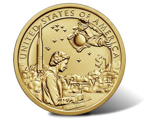 2019 Native American $1 Coin - reverse
