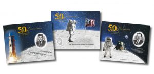 Engraved Print Collection Celebrates Apollo 11 50th Anniversary