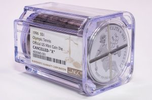 NGC Now Certifies and Encapsulates Canceled Dies